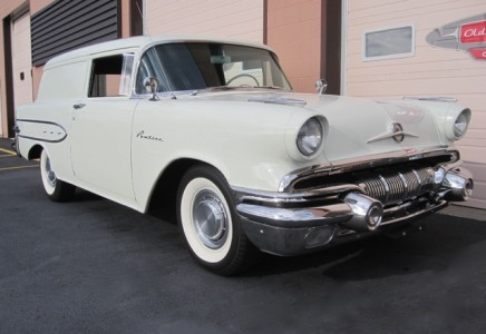 1957 PONTIAC SEDAN DELIVERY 'SOLD' | Old Is New Again Inc