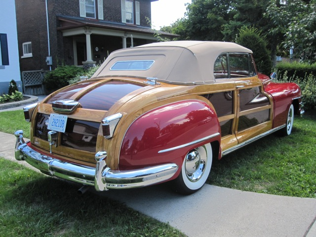 old listing woody inc convertible is country new chrysler town again