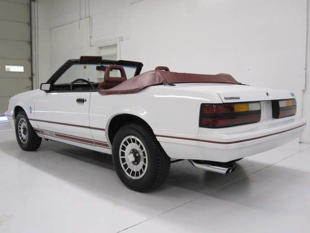 1984 FORD MUSTANG GT 350 CONVERTIBLE  Old Is New Again Inc