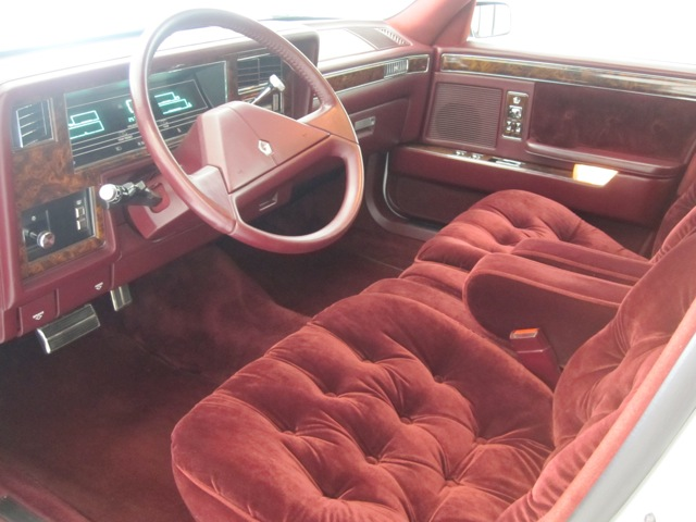 1988 Chrysler New Yorker Landau Old Is New Again Inc