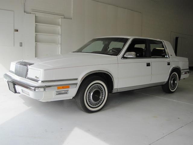 1988 Chrysler New Yorker Landau Old Is New Again Inc