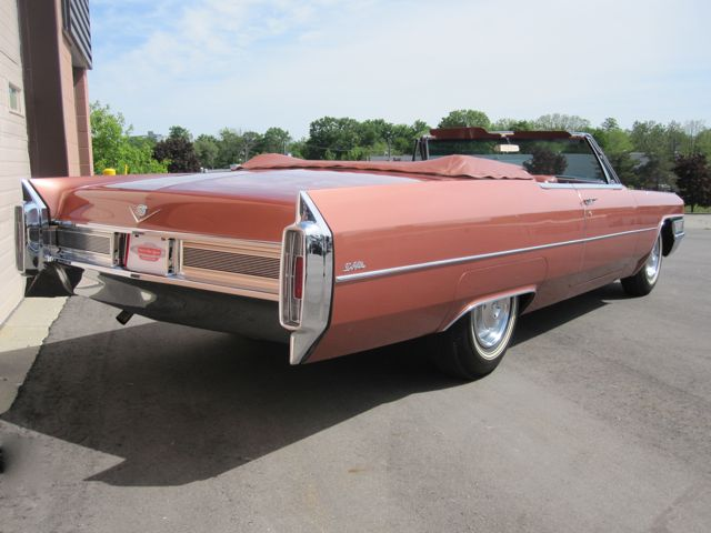 1965 cadillac deville convertible old is new again inc. Black Bedroom Furniture Sets. Home Design Ideas