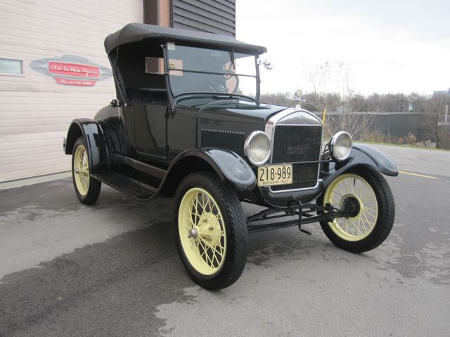 1927 Ford Model T Roadster Old Is New Again Inc
