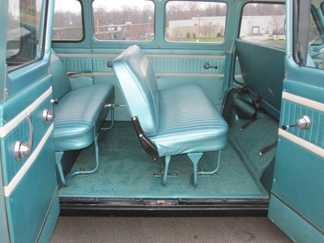 1964 Chevrolet Corvair Greenbrier 9 Passenger Van 1964