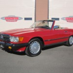 1989-Mercedes-Benz-560sl-Roadster-Conevrtible-all-original-low-mileage - 01