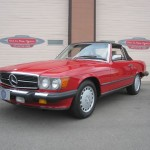 1989-Mercedes-Benz-560sl-Roadster-Conevrtible-all-original-low-mileage - 02