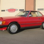 1989-Mercedes-Benz-560sl-Roadster-Conevrtible-all-original-low-mileage - 05