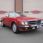 1989-Mercedes-Benz-560sl-Roadster-Conevrtible-all-original-low-mileage - 06