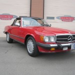1989-Mercedes-Benz-560sl-Roadster-Conevrtible-all-original-low-mileage - 08