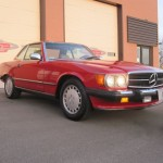 1989-Mercedes-Benz-560sl-Roadster-Conevrtible-all-original-low-mileage - 11