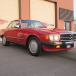 1989-Mercedes-Benz-560sl-Roadster-Conevrtible-all-original-low-mileage - 12