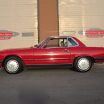 1989-Mercedes-Benz-560sl-Roadster-Conevrtible-all-original-low-mileage - 14