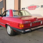 1989-Mercedes-Benz-560sl-Roadster-Conevrtible-all-original-low-mileage - 15