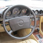 1989-Mercedes-Benz-560sl-Roadster-Conevrtible-all-original-low-mileage - 19