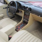 1989-Mercedes-Benz-560sl-Roadster-Conevrtible-all-original-low-mileage - 20