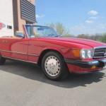 1988 MB 560SL01