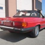 1988 MB 560SL05