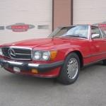 1988 MB 560SL10