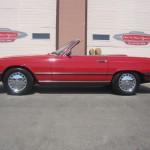 1988 MB 560SL12