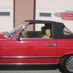 1988 MB 560SL14