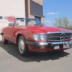 1988 MB 560SL15