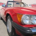 1988 MB 560SL16
