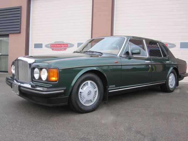 1992 Bentley Mulsanne S 1992 Bentley Mulsane S 03 Old
