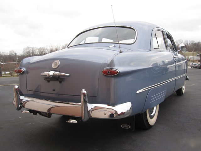 1949 Ford Meteor Custom 2 Door Sold Old Is New Again Inc