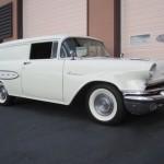 1957 Pontiac Pathfinder Sedan Delivery - 34