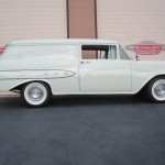 1957 Pontiac Pathfinder Sedan Delivery - 7