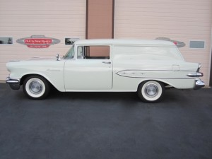 1957 Pontiac Pathfinder Sedan Delivery - 8