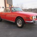 1973 Triumph Stag - 6