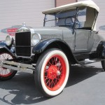 1927 FORD MODEL T - 1