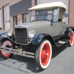 1927 FORD MODEL T - 10
