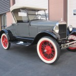 1927 FORD MODEL T - 11