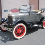 1927 FORD MODEL T - 15