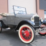 1927 FORD MODEL T - 16