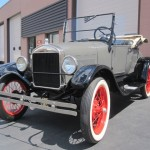 1927 FORD MODEL T - 17