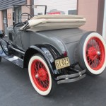 1927 FORD MODEL T - 19