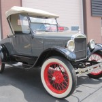 1927 FORD MODEL T - 2