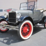 1927 FORD MODEL T - 21