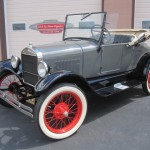 1927 FORD MODEL T - 22