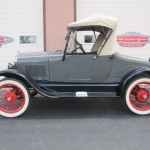 1927 FORD MODEL T - 23
