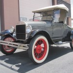 1927 FORD MODEL T - 3