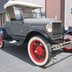 1927 FORD MODEL T - 4