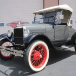 1927 FORD MODEL T - 6