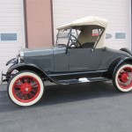 1927 FORD MODEL T - 61