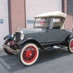 1927 FORD MODEL T - 8