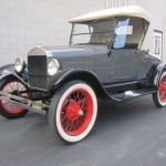 1927 FORD MODEL T - 9