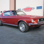1968 Ford Mustang GT Fastback S Code  ! - 6 of 26